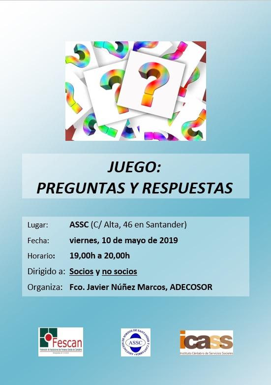 TARDE DE JUEGOS EN LA ASSC