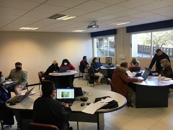 CURSO SOBRE COMPETENCIAS DIGITALES DEL PROGRAMA AME