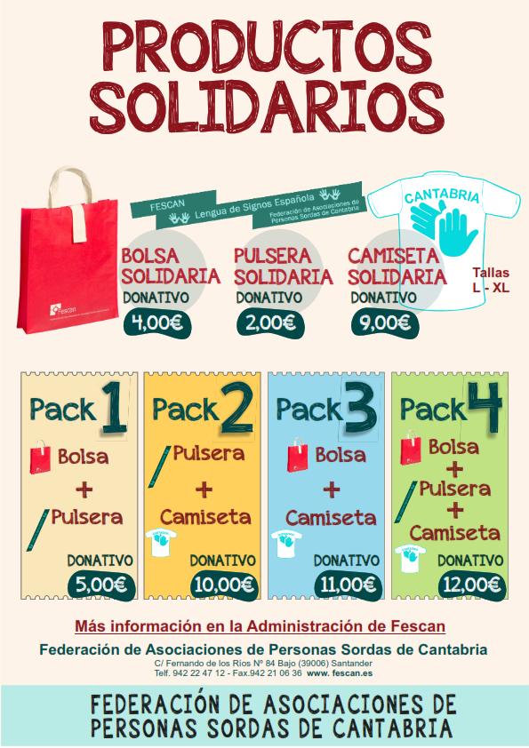 PRODUCTOS SOLIDARIOS DE FESCAN