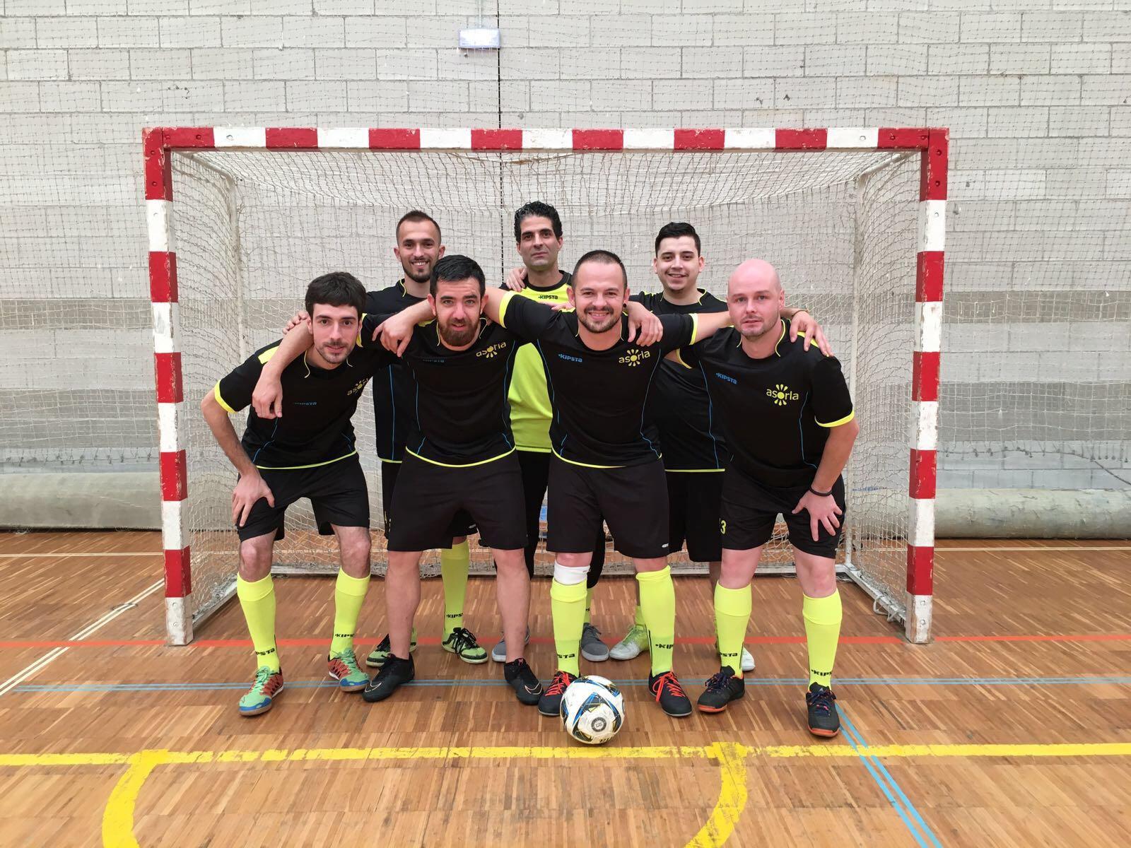 ASORLA participa en el Torneo de fútbol sala para jóvenes sordos en Gijón