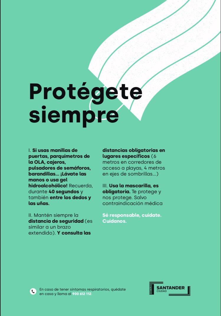 SEGUIMOS PROTEGIÉNDONOS CONTRA LA COVID19
