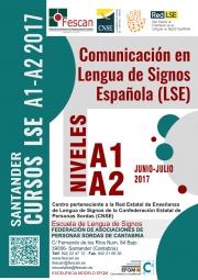 FESCAN Cartel  Cursos LSE A1A2 2017 001