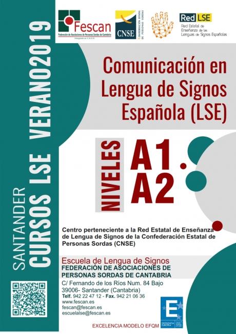 FESCAN Cartel  Cursos LSE A1A2 2019 001