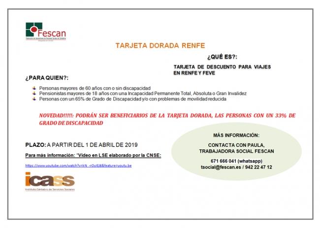 tarjeta renfe con logo