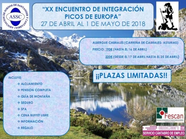 CARTEL-XX ENCUENTRO DE INTEGRACION PICOS DE EUROPA pagenumber.001