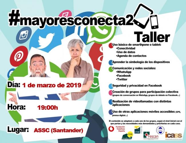 2019-03-01 Cartel MAYORES CONECTA2 ASSC