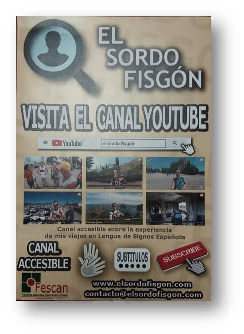 FESCAN colabora con El Sordo Fisgón