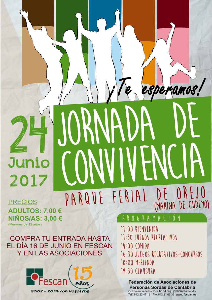 JORNADA DE CONVIVENCIA EN OREJO