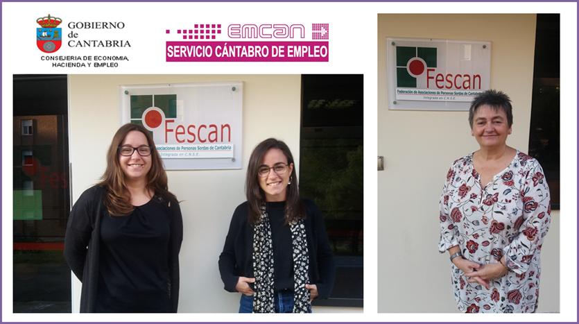 COMIENZA PROYECTO SERVICIO DE INSERCIÓN SOCIAL Y LABORAL DE FESCAN