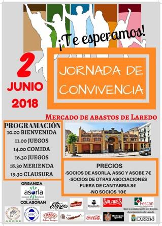 JORNADA DE CONVIVENCIA ORGANIZADA POR ASORLA