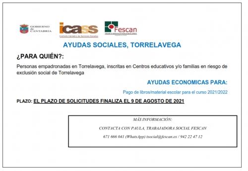 Ayudas Torrelavega 21-22