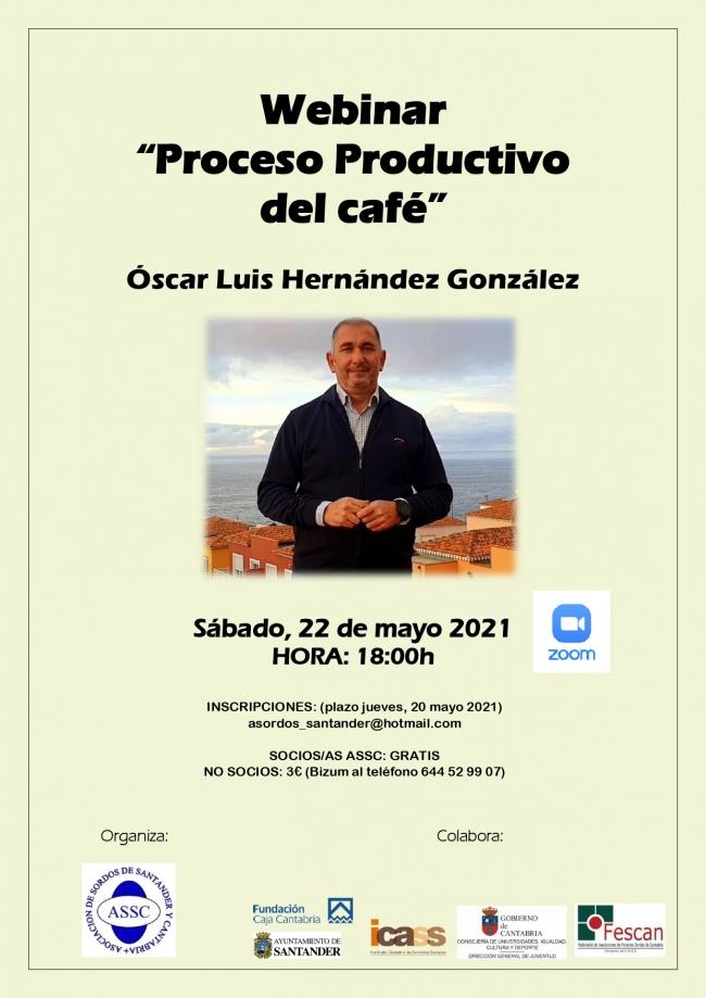 Conferencia Oscar 22 mayo 2021